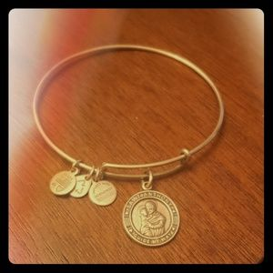 Alex and Ani St. Anthony Bangle
